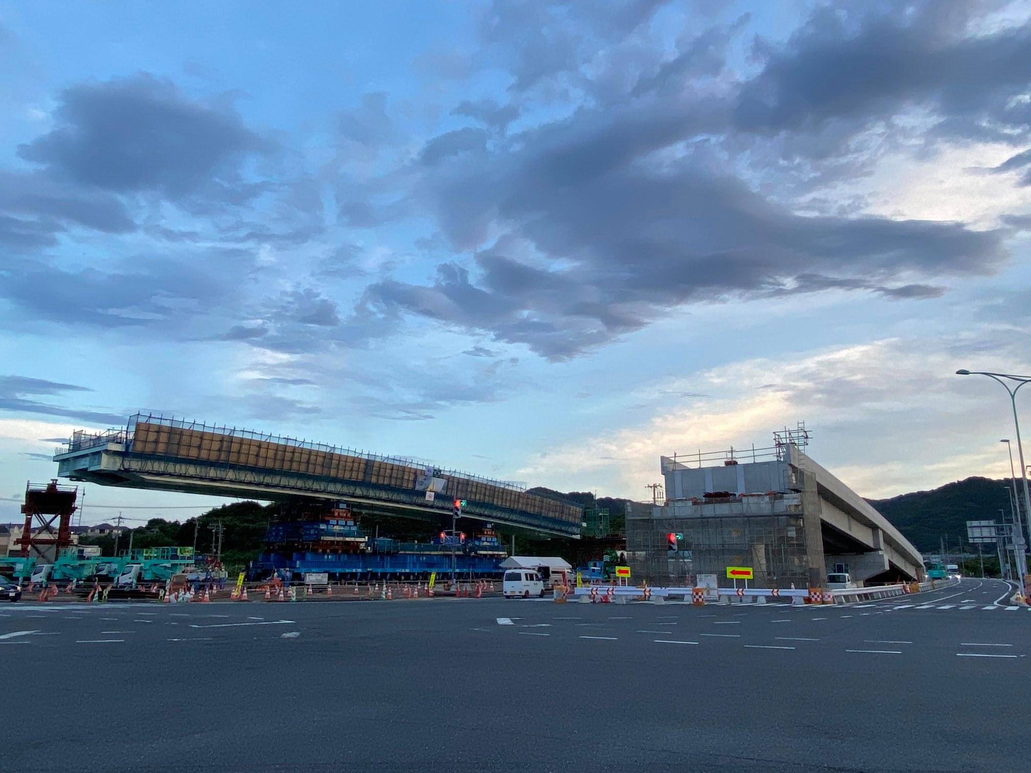 北九州市橋梁工事