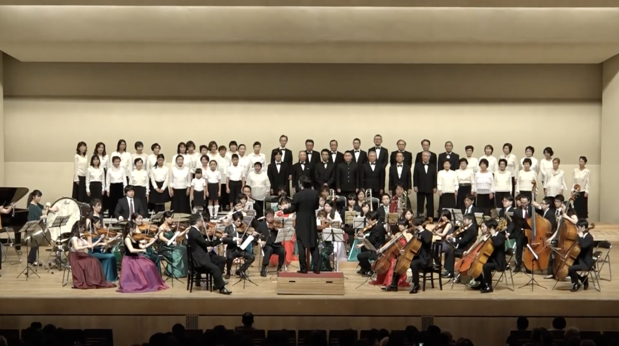 田川市コンサート「正調炭坑節」